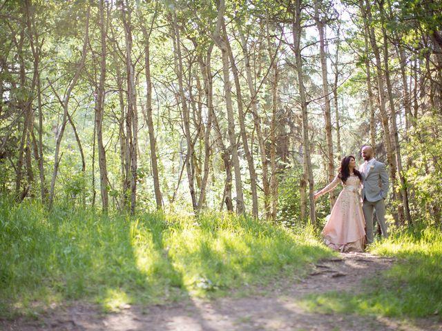 Rubin and Hem's wedding in Edmonton, Alberta 126