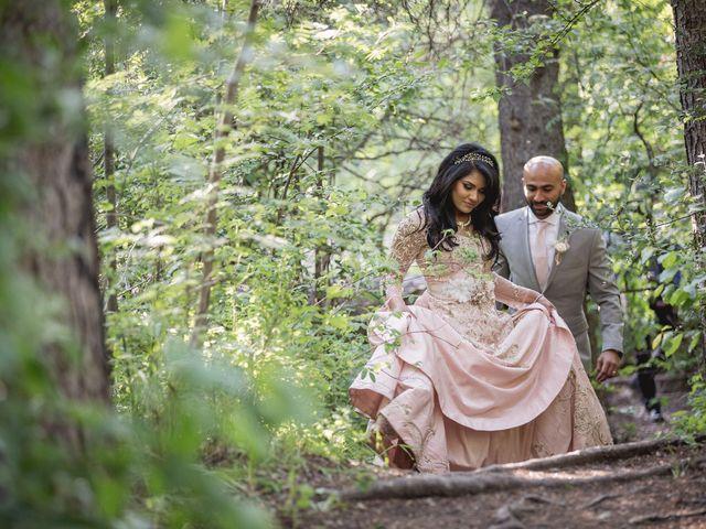 Rubin and Hem's wedding in Edmonton, Alberta 127