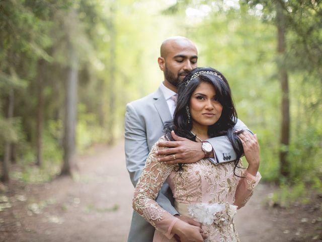 Rubin and Hem's wedding in Edmonton, Alberta 136