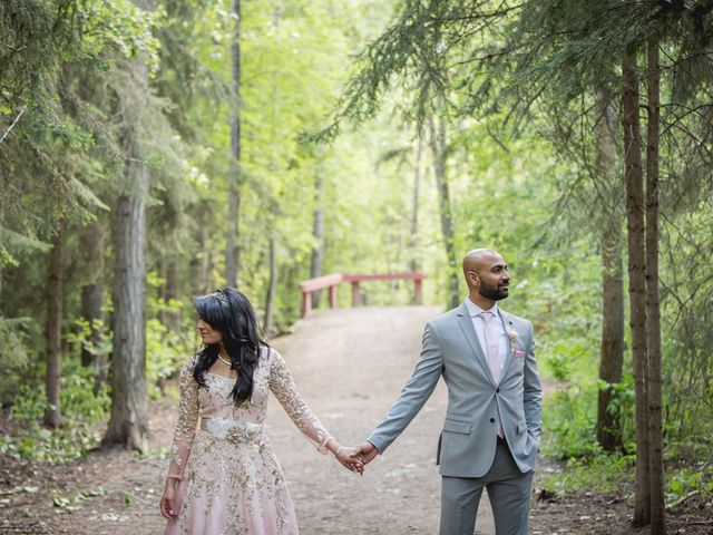 Rubin and Hem's wedding in Edmonton, Alberta 137