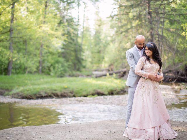 Rubin and Hem's wedding in Edmonton, Alberta 147