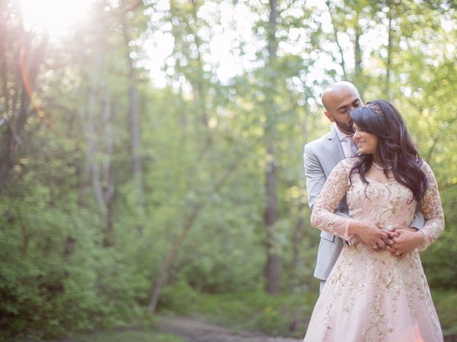 Rubin and Hem's wedding in Edmonton, Alberta 148