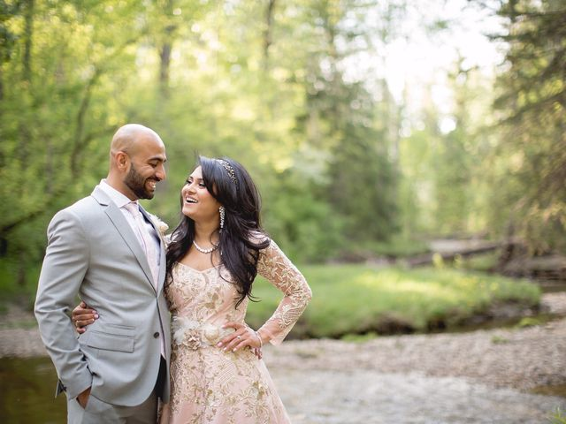 Rubin and Hem's wedding in Edmonton, Alberta 149