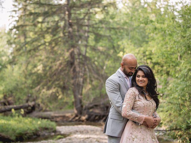 Rubin and Hem's wedding in Edmonton, Alberta 150