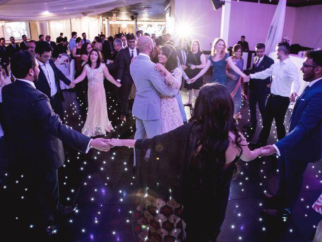 Rubin and Hem's wedding in Edmonton, Alberta 190