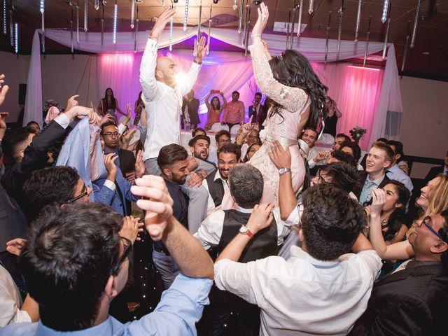 Rubin and Hem's wedding in Edmonton, Alberta 204
