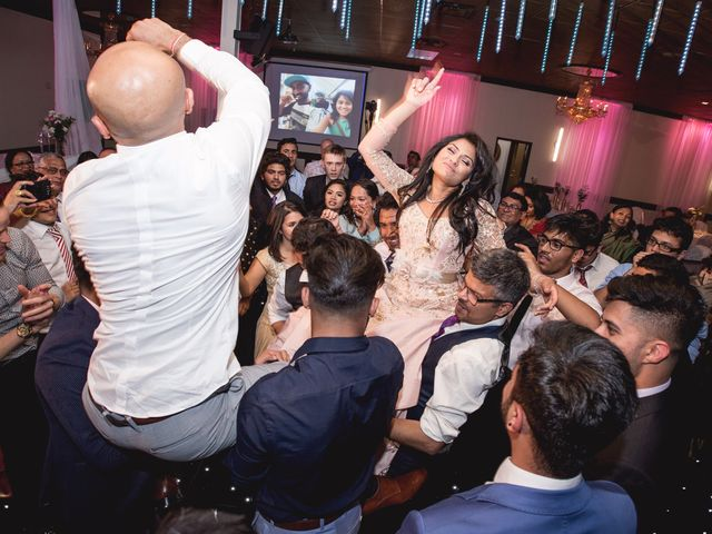 Rubin and Hem's wedding in Edmonton, Alberta 206