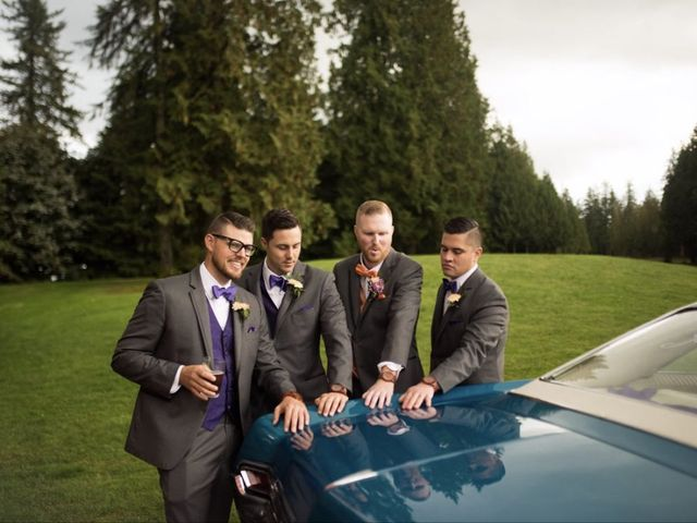 Caleb and Desirae's wedding in Mission, British Columbia 3