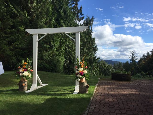 Caleb and Desirae's wedding in Mission, British Columbia 4