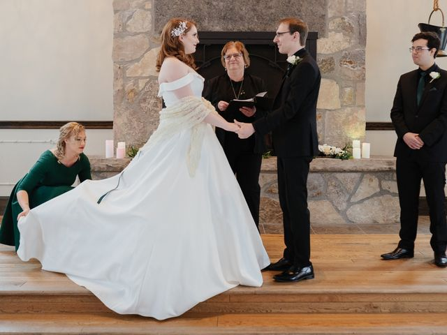 Ryan and Kelsey's wedding in Ancaster, Ontario 43