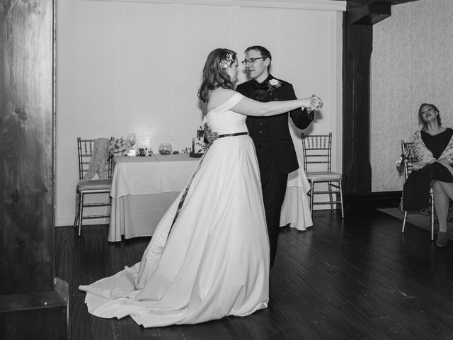 Ryan and Kelsey's wedding in Ancaster, Ontario 88