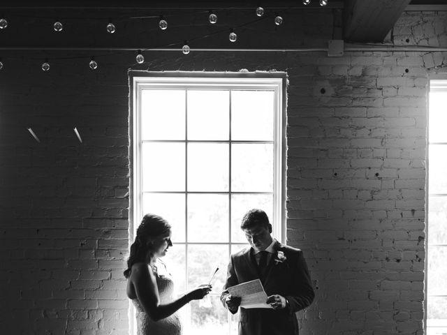 Dylan and Jaclyn's wedding in Cambridge, Ontario 14