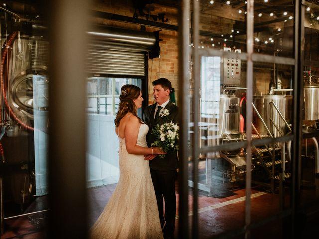 Dylan and Jaclyn's wedding in Cambridge, Ontario 16