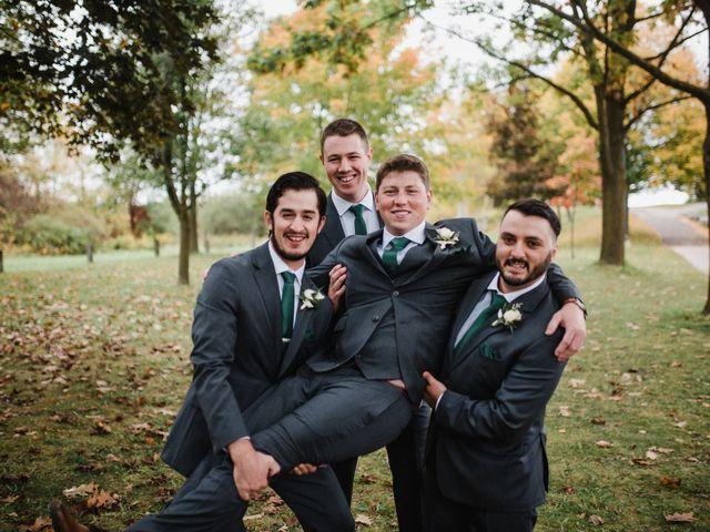 Dylan and Jaclyn's wedding in Cambridge, Ontario 22