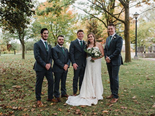 Dylan and Jaclyn's wedding in Cambridge, Ontario 23