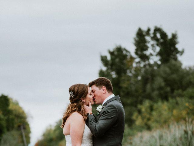 Dylan and Jaclyn's wedding in Cambridge, Ontario 2