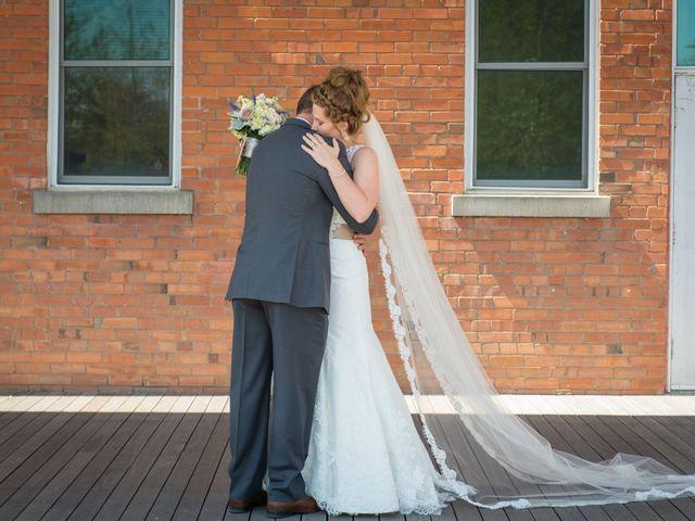 Graham and Mary Beth's wedding in Calgary, Alberta 5