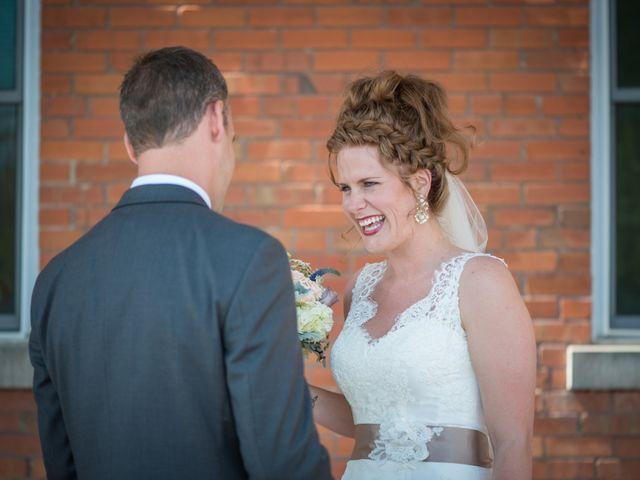 Graham and Mary Beth's wedding in Calgary, Alberta 6