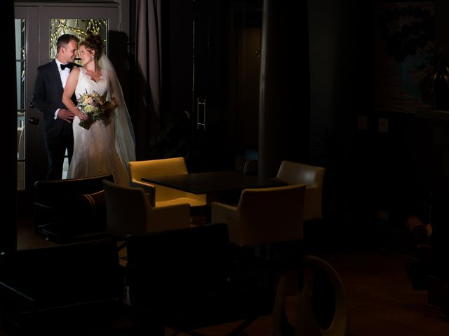 Graham and Mary Beth's wedding in Calgary, Alberta 9