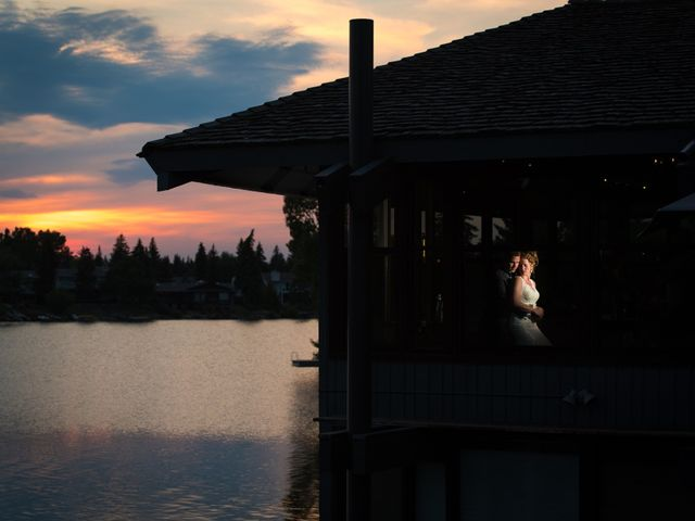 Graham and Mary Beth's wedding in Calgary, Alberta 11