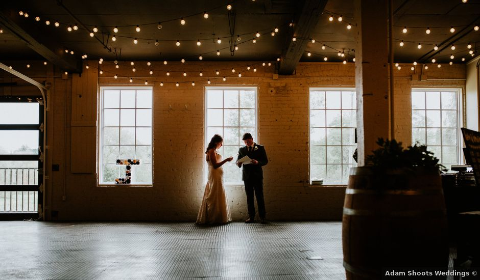 Dylan and Jaclyn's wedding in Cambridge, Ontario