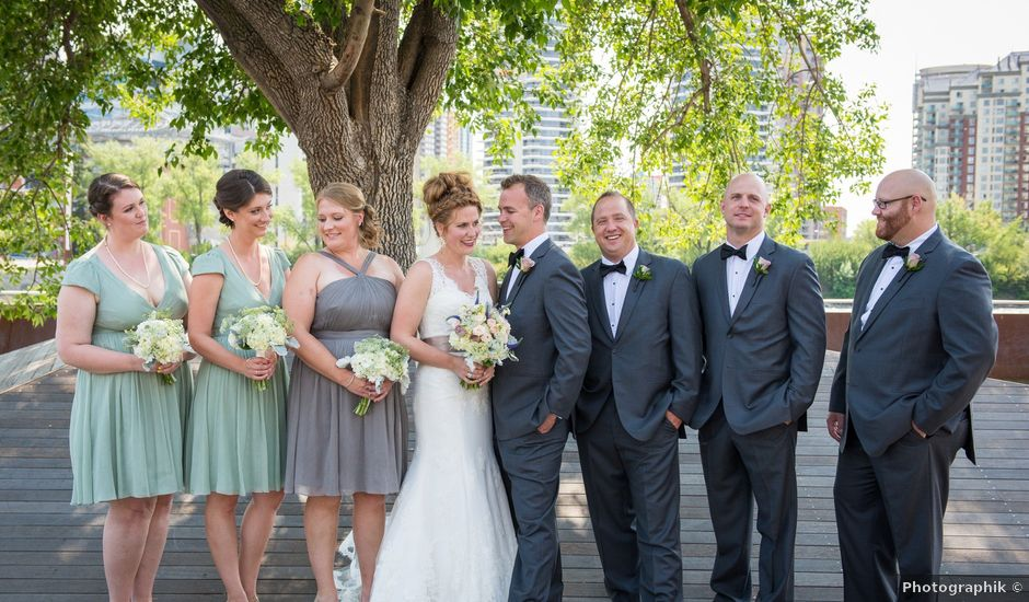 Graham And Mary Beth's Wedding In Calgary, Alberta