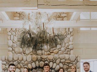 The wedding of Louisa and David 1