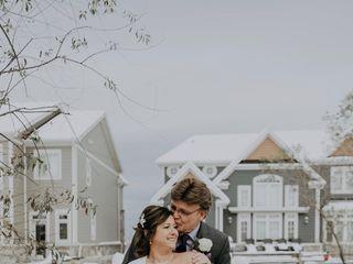 The wedding of Louisa and David 2