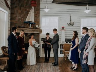 The wedding of Louisa and David 3