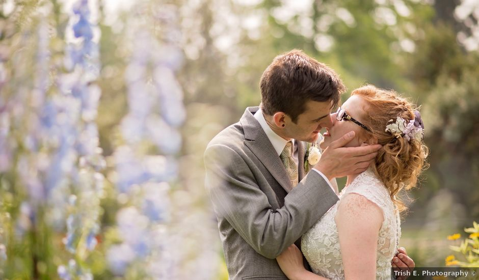 Curtis And Jennifer's Wedding In St. Albert, Alberta