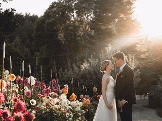 The wedding of Sara and Addison