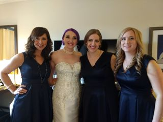 The wedding of Mallory  and Michael  2