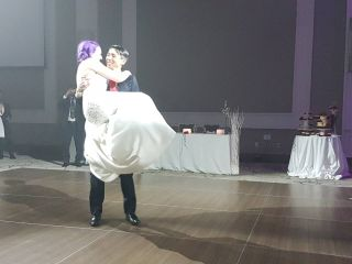 The wedding of Mallory  and Michael  3