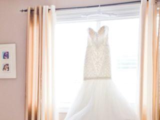 The wedding of Lisa and Brennan 1