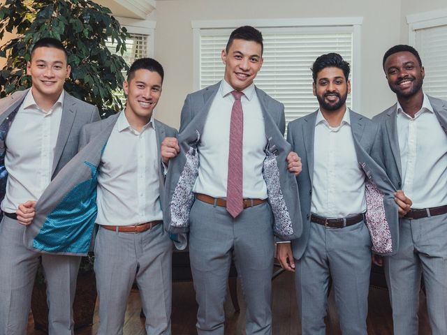 Kevin and Sunny's wedding in Vancouver, British Columbia 8
