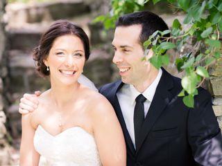 The wedding of Nicole and Tom