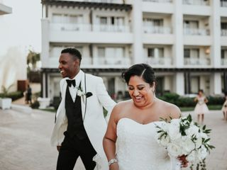 The wedding of Vanita and Leighton 3