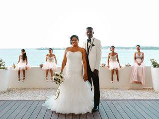 The wedding of Vanita and Leighton