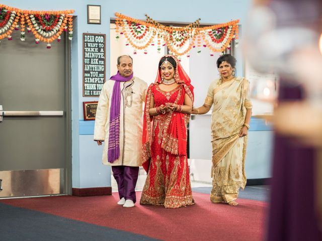 Veshal and Steph's wedding in Mississauga, Ontario 10