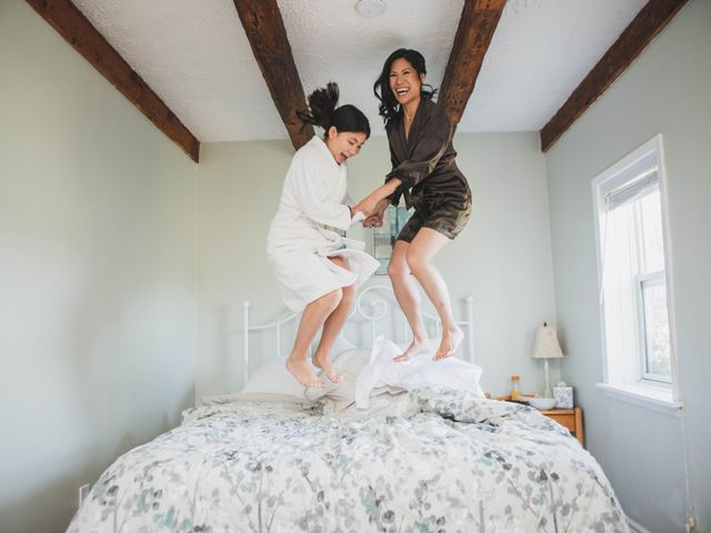 Denis and Stephen's wedding in Vineland, Ontario 7