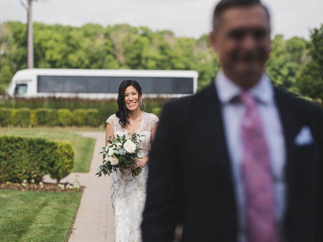 Denis and Stephen's wedding in Vineland, Ontario 50