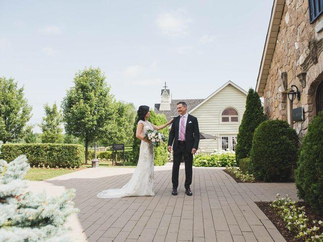 Denis and Stephen's wedding in Vineland, Ontario 52