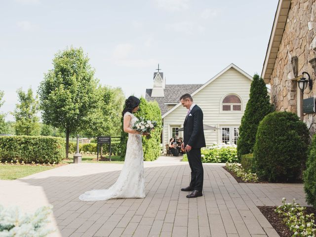 Denis and Stephen's wedding in Vineland, Ontario 53