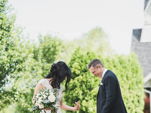 Denis and Stephen's wedding in Vineland, Ontario 56