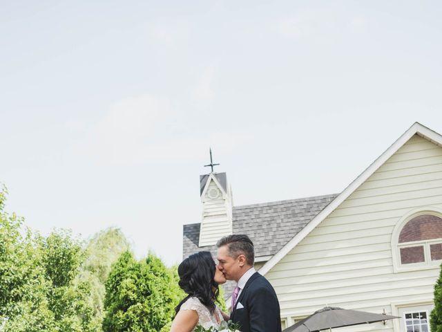 Denis and Stephen's wedding in Vineland, Ontario 57