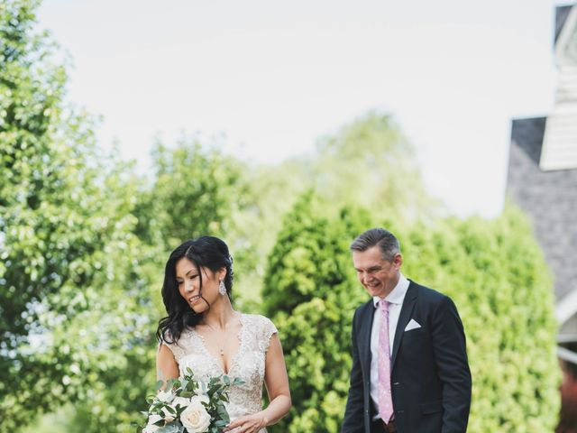 Denis and Stephen's wedding in Vineland, Ontario 58
