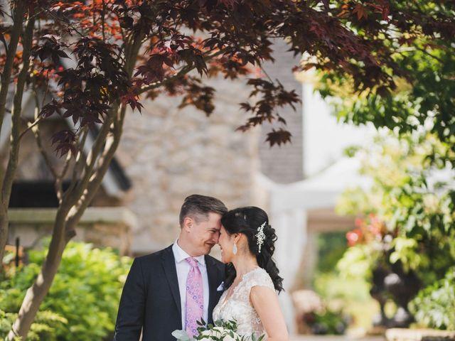 Denis and Stephen's wedding in Vineland, Ontario 69