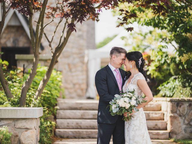 Denis and Stephen's wedding in Vineland, Ontario 70
