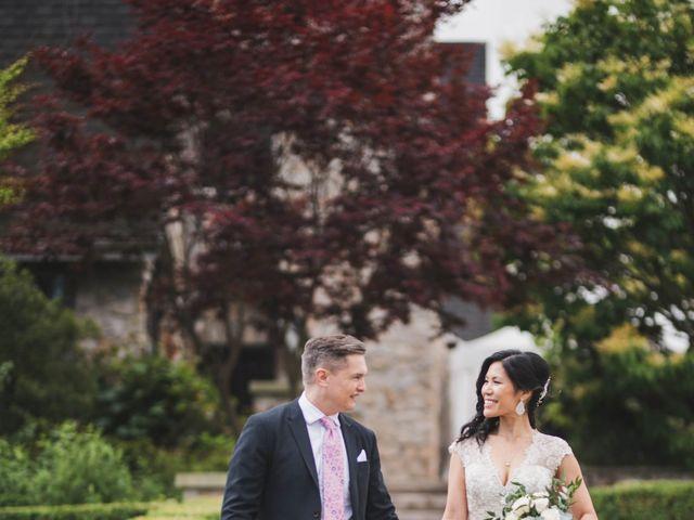 Denis and Stephen's wedding in Vineland, Ontario 1