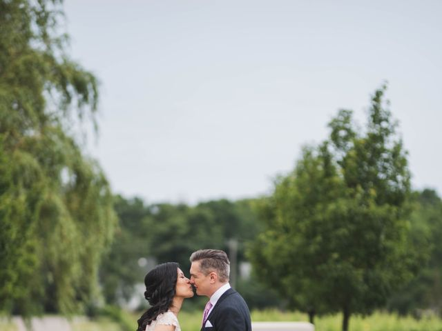 Denis and Stephen's wedding in Vineland, Ontario 75
